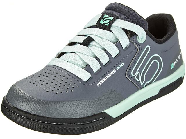 adidas Five Ten Freerider Pro Mountainbike Schoenen Dames, onix/ash green/clear grey